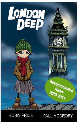 London Deep - a Recommended Read for World Book Day 2011